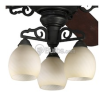 Meeting Street Collection Ceiling Fan Light Kit -- P2640-80