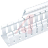 Type H Wide Finger Slotted Duct, PVC,1.5in X 3in X 6ft,WHITE -- 70044195