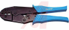 Ratchet Crimp Tool; Co-axial cable, 2 and 3 PC co-axial connector -- 70080920