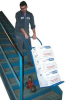 Hand Truck - Steel Stair: Two Handles -- HAND-TPE