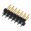 Rectangular Connectors - Headers, Male Pins -- WM6814-ND -Image