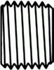 Flush Hollow Hex Plug 7/8 Taper -- 5406-FLP-01 - Image