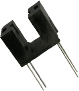 Slotted Optical Switches -- OPB200