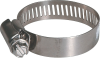 10 pk 3/8 in. Stainless Steel Hose Clamps -- 8250656 - Image