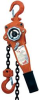 Economy Lever Hoists (Weston brake) -- ELH-30-5