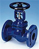 ARI® Bellows-type ANSI Plus Stop Valves Class 150 with Flanges -- 34-031-dn-100-4- - Image