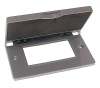 Single Gang Horizontal Device Mount Cover GFCI -- 5102-0