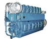 CW 250 Series Marine Diesel Engine