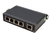 5 PORT UNMANAGED ETHERNET SWITCH -- IES5100