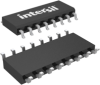 Low Voltage, Single and Dual Supply, Triple SPDT Analog Switch -- ISL84053IBZ