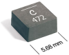 XFL5030 Series Ultra-Low DCR Shielded Power Inductors -- XFL5030-102 -Image