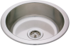 Stainless Steel Round Sink: Nº 76110 -- 76110