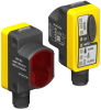 High-Pressure, Washdown Rated Sensors -- WORLD-BEAM QS30 Clear Object Sensor -- View Larger Image