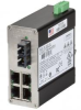 105FX MDR Unmanaged Industrial Ethernet Switch, SC 15km -- 105FXE-SC-15-MDR - Image