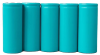 Lithium Ion Battery Cell, NCM Capacity Type -- HTCNR26650-4500mAh-3.6V - Image
