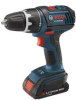 BOSCH 18 V Compact Tough Drill Driver -- Model# DDS180-02