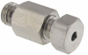 """1/16"""" OD Tubing Compression Fitting -- MCB-16-14-303 -- View Larger Image"""