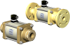 2/2 Way Direct Acting Coaxial Valve -- FK 32-Image