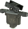 TP Series Rocker Switch, 1 pole, 2 position, Screw terminal, Above Panel Mounting -- 1TP7-2 - Image