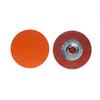 Norton Blaze CA Coarse TS (Type II) Quick-Change Cloth Disc -- 63642595456 -Image
