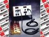 DANAHER CONTROLS EEG3736 ( COMBINATION DUAL GOOSENECK/FLEXIBLE CABLE, LENGTH=36 IN. ACTIVE FIBER DIAMETER .354 IN. 1/2-20 THD LEG TIPS FOR 170, 180 AND 3100 ILLUMINATORS ) -Image