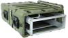 3RU Excalibur Shock Mount Rack Case -- AP03U1924SO-0205 - Image