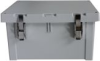 PC Enclosure, Hinged Opaque Flat Screw Cover -- AR14126CHFSC