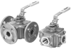 High Performance Ball Valve -- Model  1/2