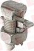 BURNDY KSU22 ( LUG SPLIT BOLT CONNECTOR, 3AWG, ALCU SEC ) -- View Larger Image