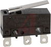 SWITCH,SUBMINIATURE,SNAP ACTION,HINGE LEVER,SOLDER TERMINALS,0.1A -- 70175737