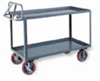 Ergonomic Two-Shelf Truck, 24 x 36