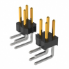 Rectangular Connectors - Headers, Male Pins -- 2310-5121-TG-ND -Image