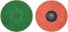 Merit Zirc Plus ZA Coarse TR (Type III) Quick-Change Cloth Disc