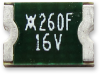 Surface Mount Resettable PTCs -- miniSMDC260F/16-2 -Image