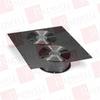"BLACK BOX CORP ECTOP2F10 ( DUAL 10"" FAN (1100-CFM) TOP PANEL FOR ELITE CABINETS ) -Image"