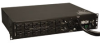 Single-Phase Auto Transfer Switch / Metered PDU, 2.9kW 30A 120V, 2U Horizontal Mount, 24 5-15/20R & 1 L5-30R Outlets, 2 L5-30P Inputs -- PDUMH30AT