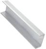 Aluminum 6061-T6 U-Channel, ASTM B221, 0.17
