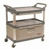 4094 - Rubbermaid 4094 X-tra Instrument Cart, 40-5/8