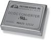 DC-DC Converter, 20 Watt Single, Dual and Triple Output Regulated, Wide Input, 2:1 and 4:1 -- MWA20 / MWB20 -Image