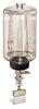 (Formerly B1745-7X00), Manual Chain Lubricator, 1/2 gal Polycarbonate Reservoir, Flat Brush Nylon -- B1745-064B1NF1W -- View Larger Image