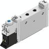Air solenoid valve -- VUVG-L10-M52-RZT-M5-1P3 -Image