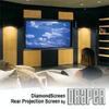 Optical Rear Projection Screen -- DiamondScreen