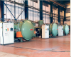 Consarc Horizontal Vacuum Heat Treatment Furnace - Image