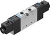 Air solenoid valve -- VUVS-LT25-T32U-MZD-G14-F8-1C1 -Image