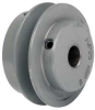 V-Belt Pulley,4.75 OD,1 Bore,Var Pitch -- 5UHT3
