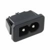 Power Entry Connectors - Inlets, Outlets, Modules -- 486-3281-ND