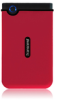 Transcend StoreJet 25M 320GB Red