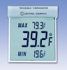 Traceable® Big Digit See-Thru Thermometer -- Model 4159