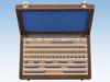 Rectangular 87 Piece Steel Gage Block Set - MarGage -- 406
