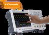 Touchscreen Digital Oscilloscope -- OWON XDS3000-E Series 4CH 8 / 14bit -Image